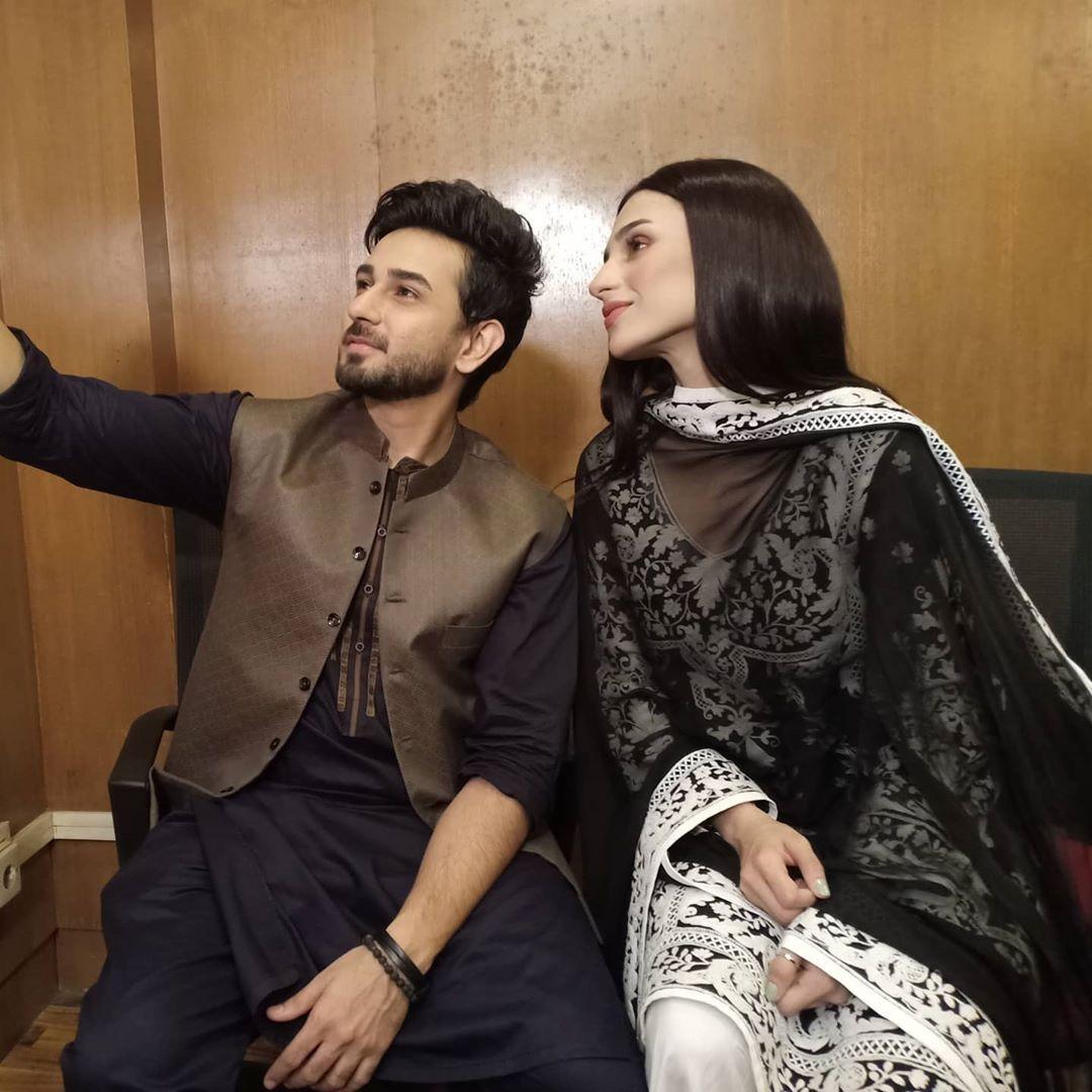 Ali Ansari & Mashal Khan