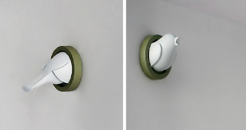 Creative Doorbells and Unusual Doorbell Designs (16) 9 & 15 Creative Doorbells and Unusual Doorbell Designs.