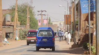 No protests visible in and outside of Khartoum