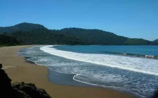 Pantai bandealit wisata bahari di jember