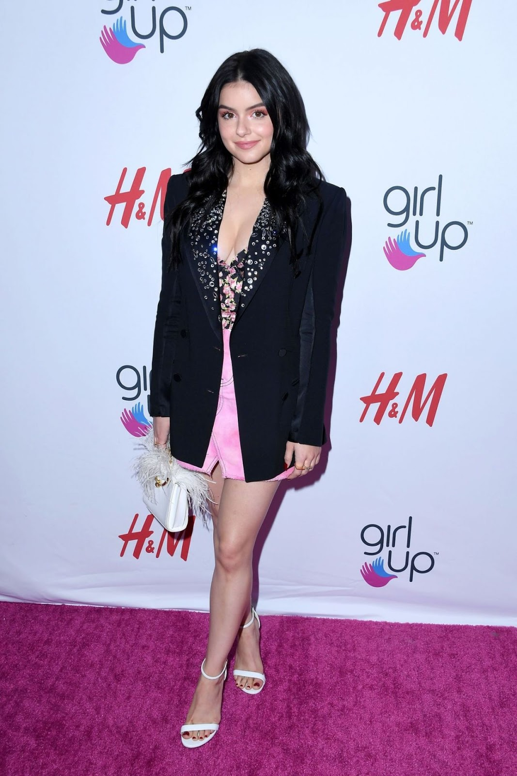 Ariel Winter – 2nd Annual Girl Up #GirlHero Awards in Beverly Hills 10/13/2019