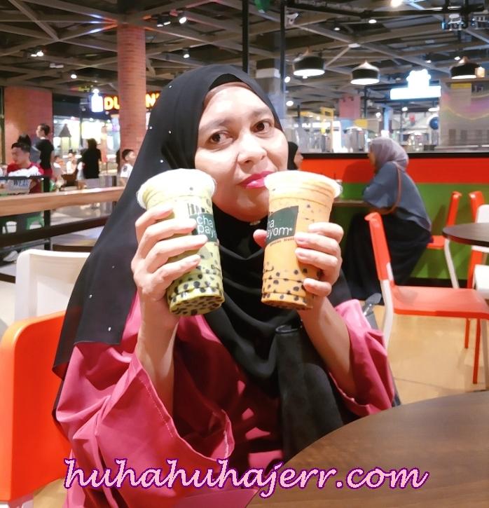 Chapayom, Thai Milk Tea Ada Boba Tuh!