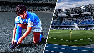 Napoli To Rename the San Paolo Stadium After Late Diego Maradona