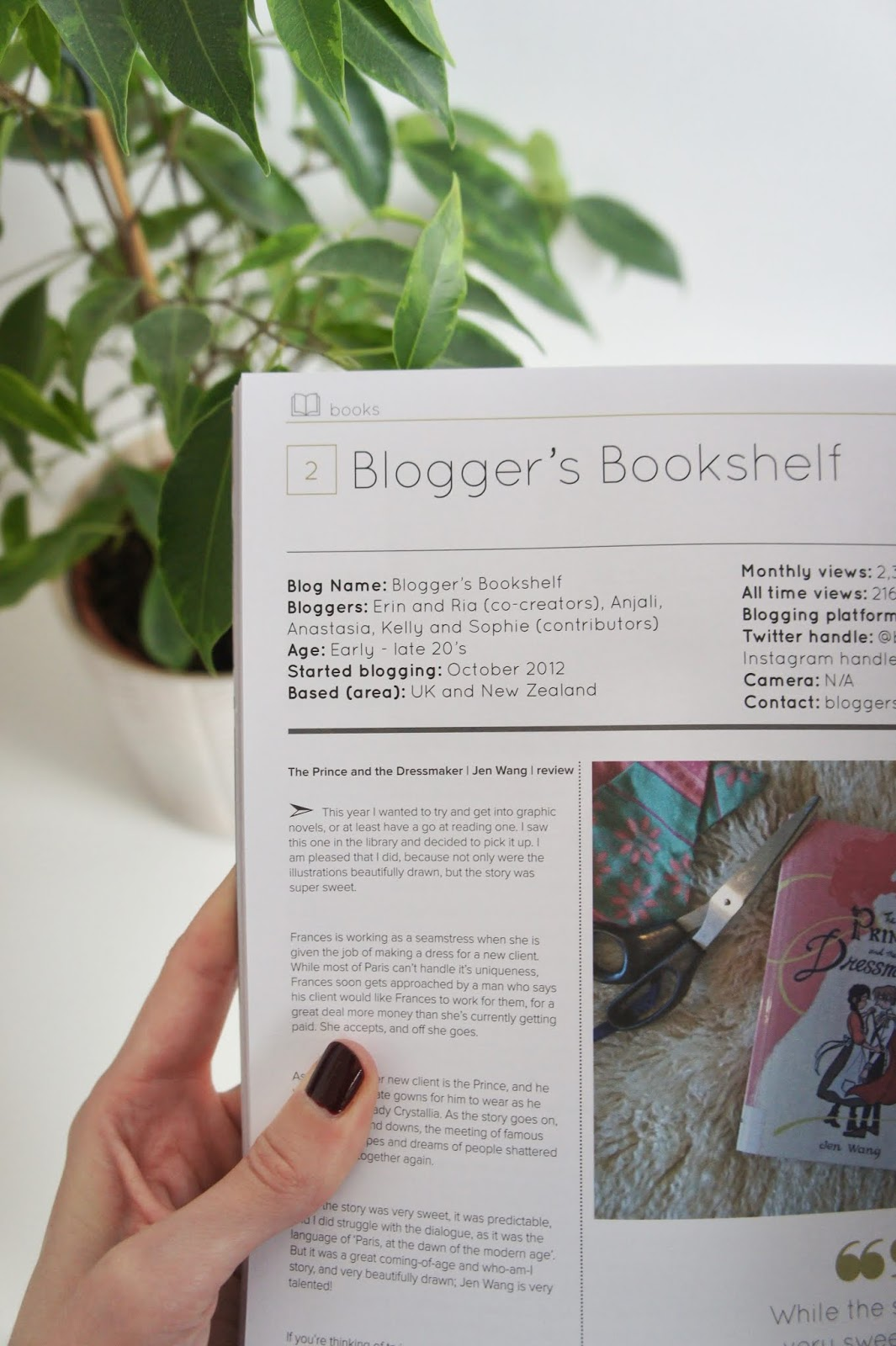 Blogosphere Magazine September 2018