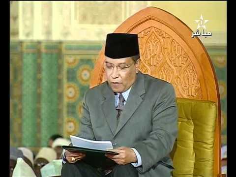 KH Said Aqil Jadi Ulama Asia Pertama Ceramah di Depan Raja Maroko