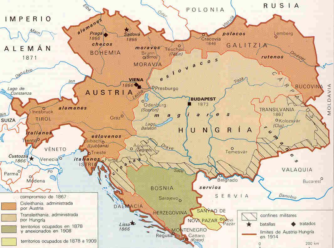Império Austro-Húngaro