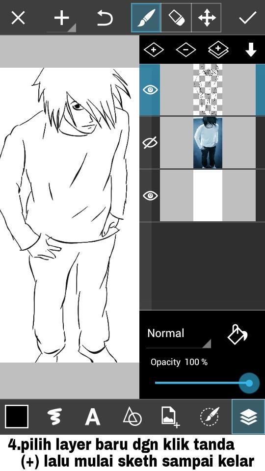 Pena Hikmah Tutorial Bikin Kartun Dengan Picsart