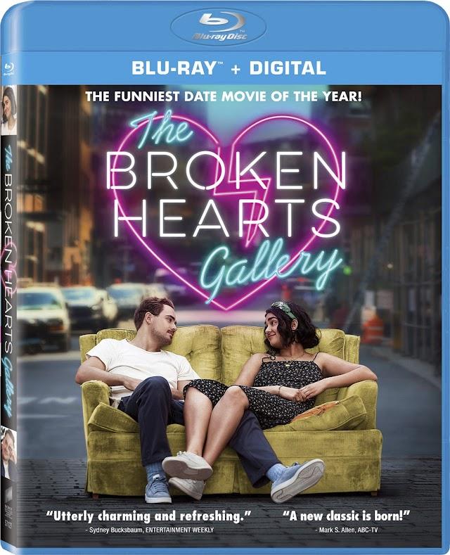 The Broken Hearts Gallery 2020 x264 720p Esub BluRay English Hindi Telugu Tamil THE GOPI SAHI