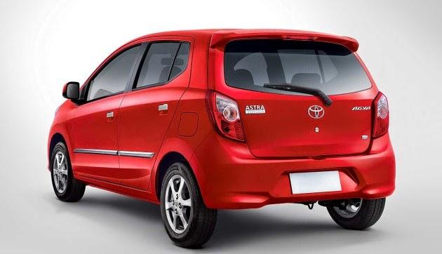 Spesifikasi dan Kelebihan Toyota Agya 2016