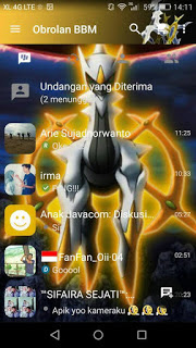 BBM MOD Pokemon Arceus v2.13.0.26 Apk