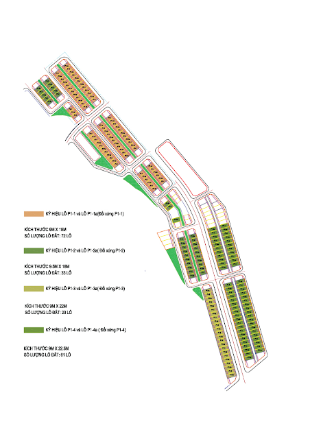 Mặt bằng quy hoạch khu An Phú Shop Villa