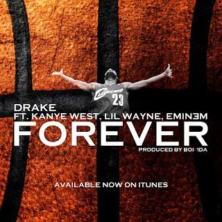 Forever Lyrics Drake Lyrics (with Kanye West, Lil Wayne, Eminem)