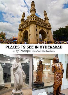 2 days in Hyderabad Pinterest