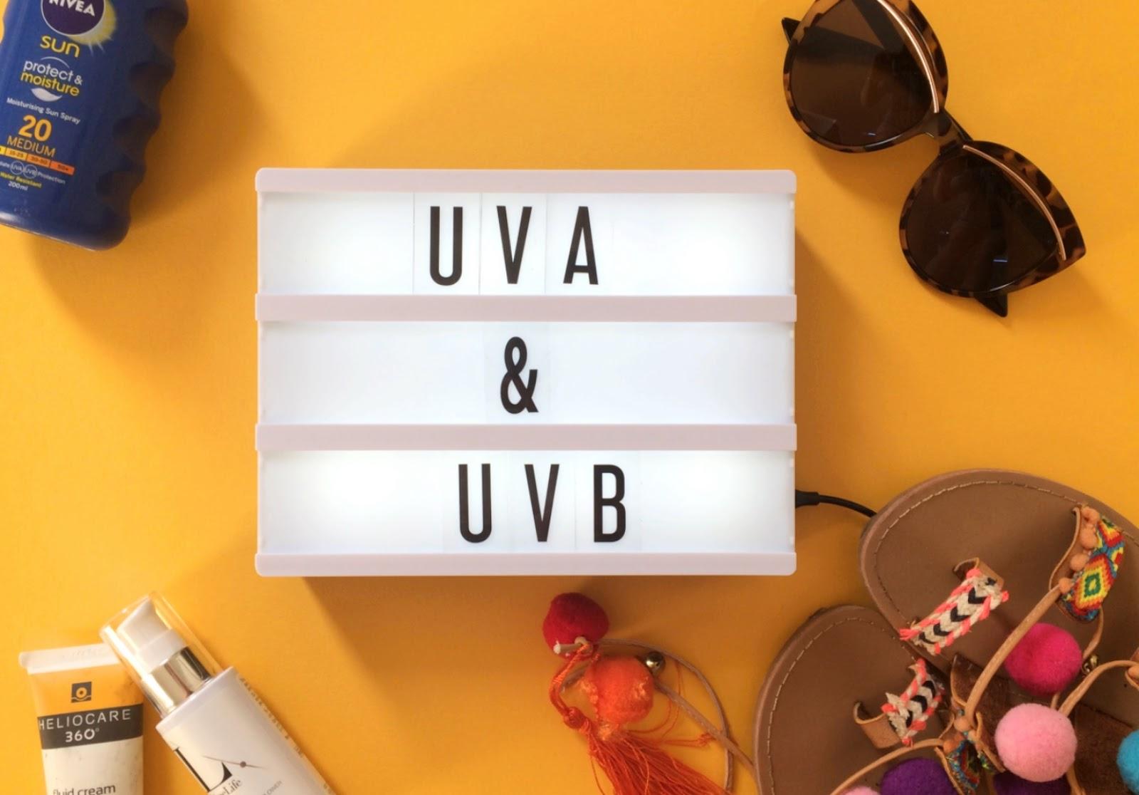 UVA & UVB