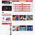 (راية) قالب بلوجر بث مباشر + جدول المباريات - لمدونات بلوجر