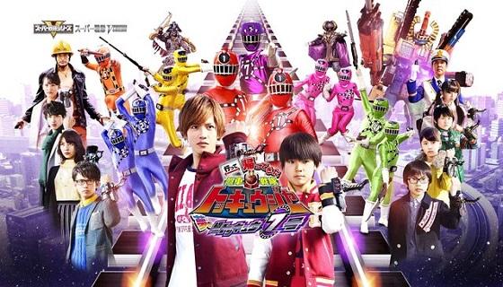 Ressha Sentai ToQger Returns - Super ToQ 7gou of Dreams Sub Indo
