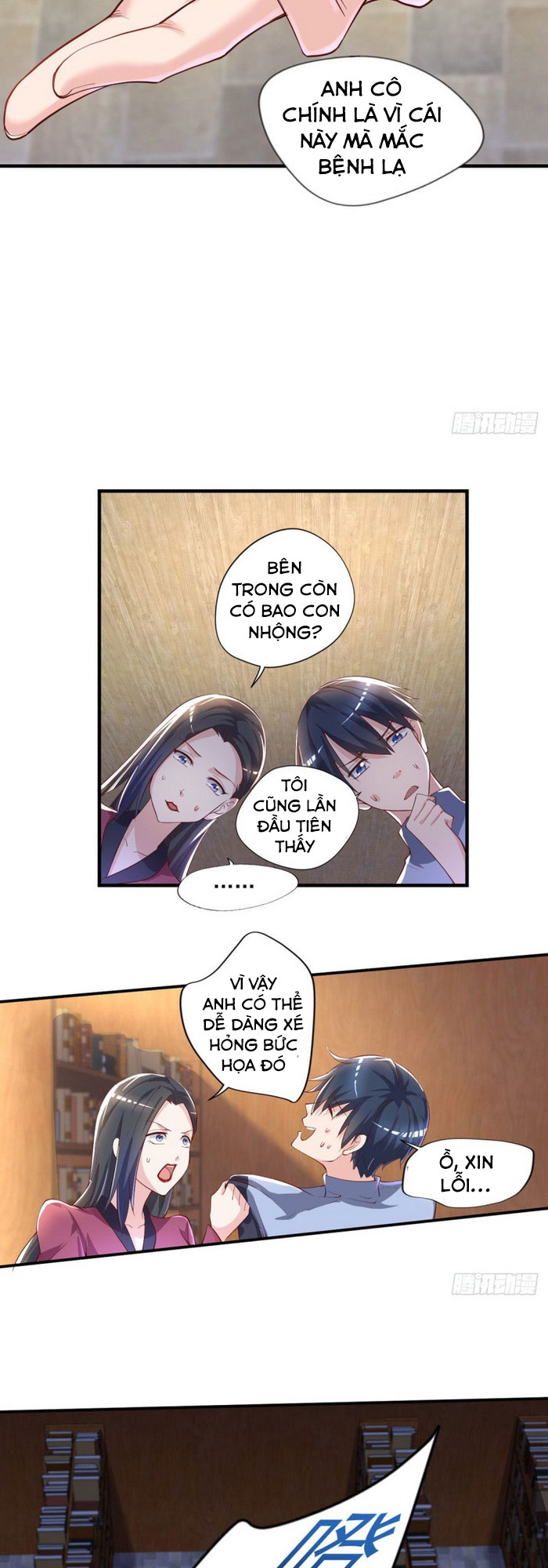 Mở Phòng Khám Tu Tiên chap 28 - Trang 5