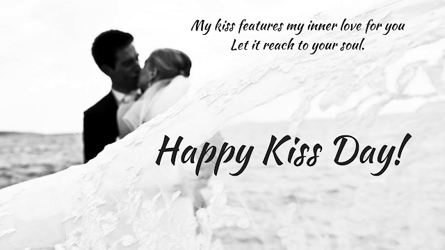 kiss day love