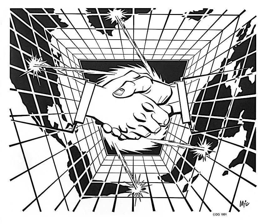 Mitch OConnell handshake