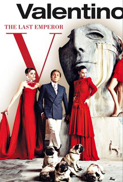 Valentino O Ultimo Imperador Filmes Moda