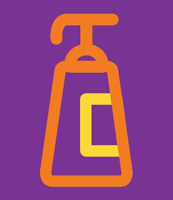 shampoo salon icon