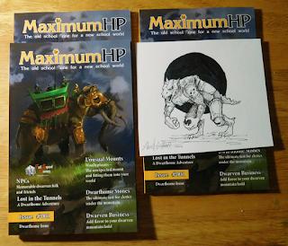 Maximum HP Zine