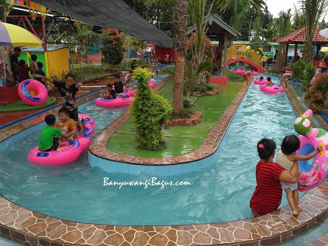 Selecta Waterpark Banyuwangi.