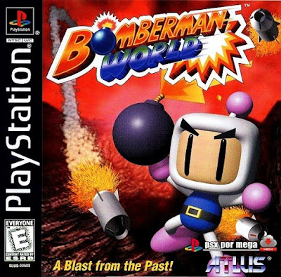 descargar bomberman world psx mega