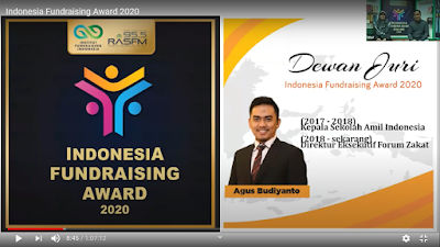 Dewan Juri Indonesia Fundraising Awards 2020