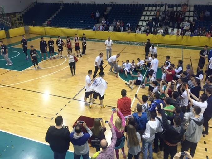 Πρωταθλητής νέων της ΕΚΑΣΘ ο Αχιλλέας Τριανδρίας-Επικράτησε στον άτυπο τελικό με 55-51 της ΧΑΝΘ
