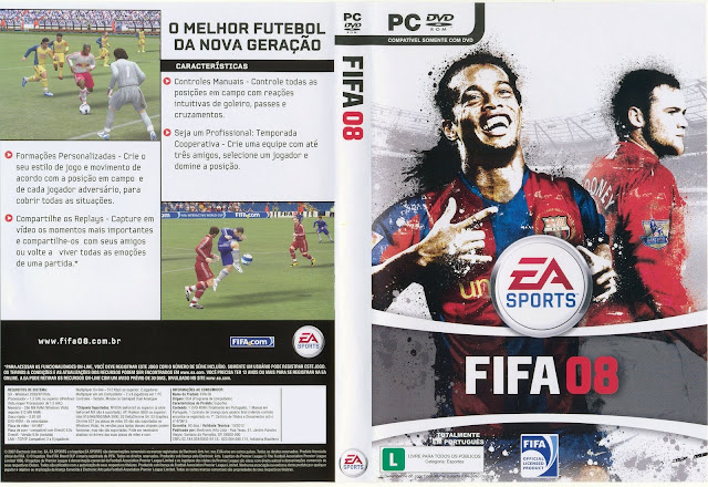 FIFA 08 PC Full Version Download