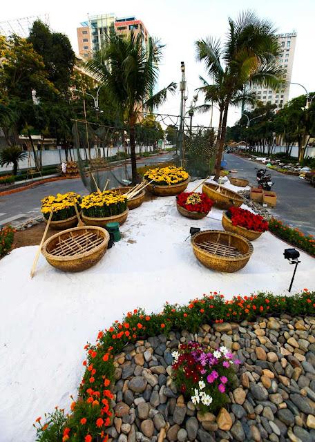 Decor Tet in Vietnam