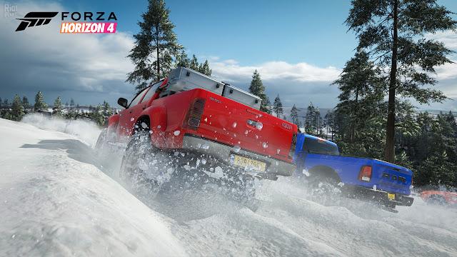 تحميل لعبة Forza Horizon 4: Ultimate Edition بحجم خرافي