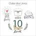 Clube dos Livros | 10º  aniversário e o dia mundial do livro