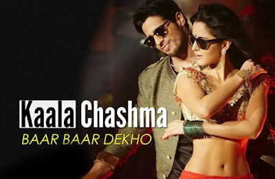 Kala Chashma song Lyrics – Baar Baar Dekho