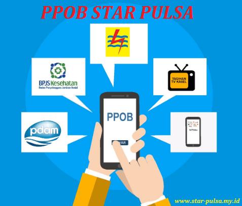 PPOB STAR PULSA