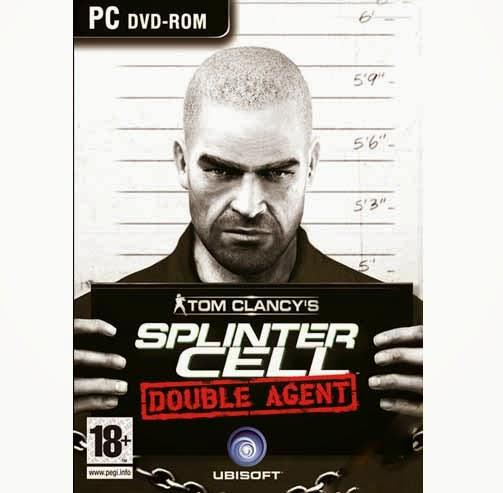 PS2 SPLINTER TORRENT BAIXAR DOUBLE AGENT CELL