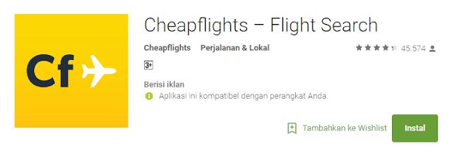 Daftar Aplikasi Android untuk Booking Tiket Pesawat dan Hotel