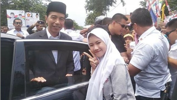 Jokowi Sesumbar Menang 70-80 Persen di Sulawesi Tenggara