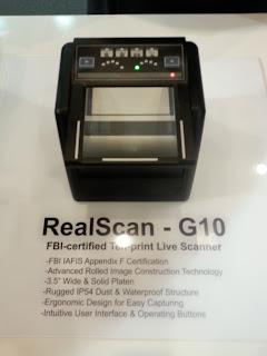 Suprema RealScan-G10
