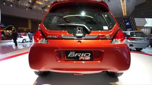 Honda Brio Facelift 2016
