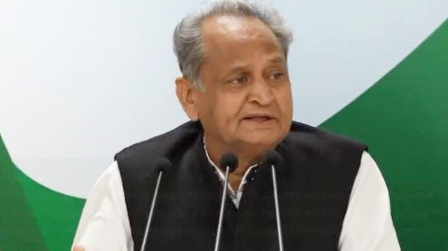 Ashok Gehlot - Chief Minister of Rajasthan