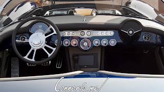 Chevrolet C1 Corvette Custom Dashboard