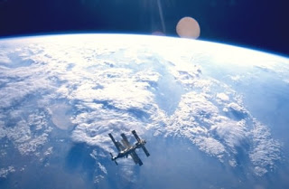 Russia Builds Space Station 2020