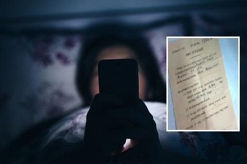 Minta Beri MC Sebab Anak Tidur Lewat Kerana Main 'Phone' & Pening Kepala