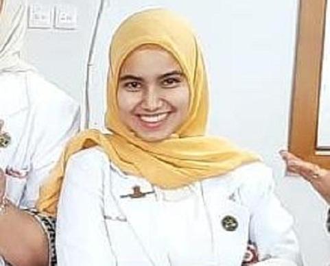 Heboh Jubir Covid-19 Baru Di Aceh, Nama dr Irsalina Husna Azwir Jadi Sorotan