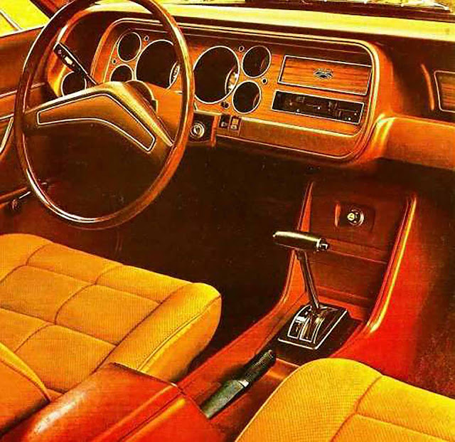 Ford Granada - inspiração para o Del Rey