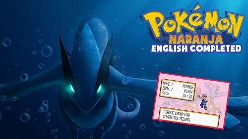 Pokemon Naranja English Completed Version