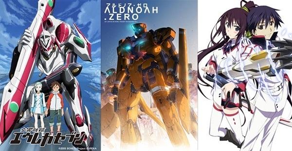 Rekomendasi 15 Anime Genre Mecha Pilihan Fans