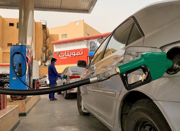 اسعار البنزين شهر سبتمبر